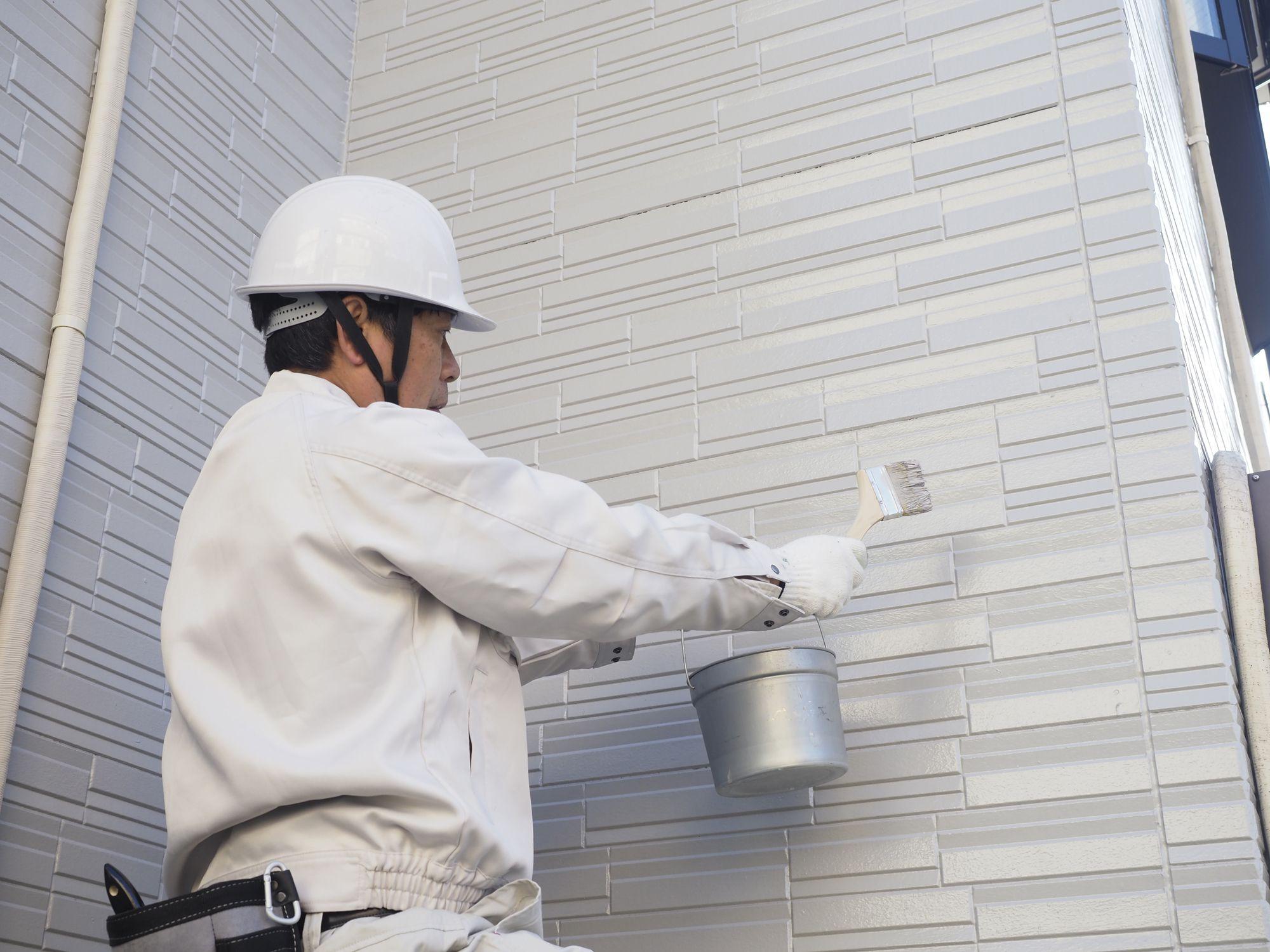 油性 ペンキ 外壁 塗装
